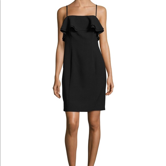 a84a8e25 Karl Lagerfeld Dresses   Ruffled Sheath Dress 12   Poshmark